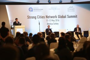 SCN Global Summit 2016: Antalya, Turkey